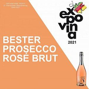 Details: Prosecco Rosé DOC Millesimato Brut Luxury