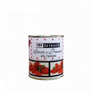 Spicchi di Pomodori alla Catalana
