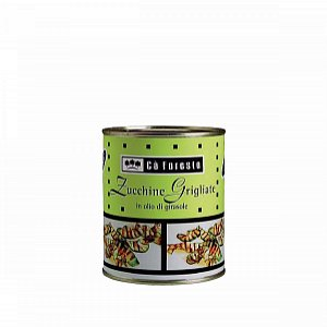 Details: Zucchine grigliate