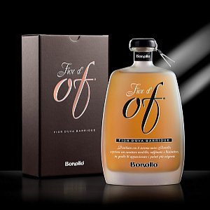 Details: Grappa Fior d'OF Barrique