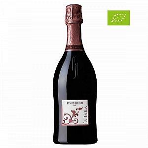 Details: Bio Pinot Grigio Rosé Brut