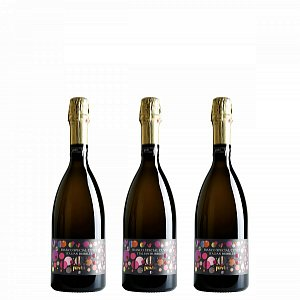 Details: 3 Fl. Spumante Bianco Special Cuvée Extra Dry