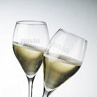 Prosecco Glas