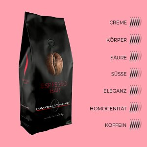 Bohnenkaffee Espresso Bar - Pavin Caffè