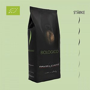 Biologico - Bohnenkaffee