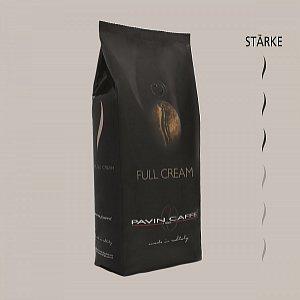 Details: Full Cream - Bohnenkaffee