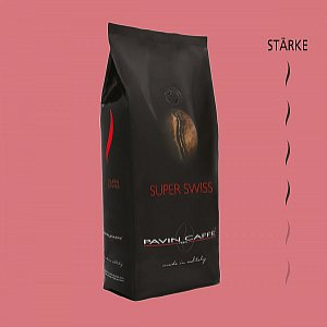 Super Swiss - Bohnenkaffee